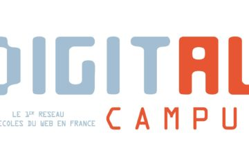 ancien logo de Digital Campus 2014